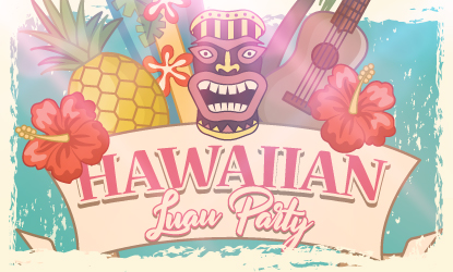 Hawaiian Luau Party