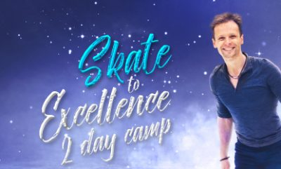 Skate To Excellence Camp With Mark Hanretty